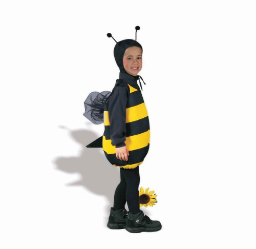 Child Honey Bee Costume, Child Small - Honey Bee Child Costumes