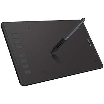 Amazon com: Parblo A610 Plus Drawing Tablet, 10 2 x 6 1