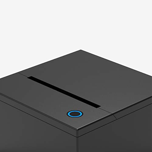 Cubinote Pro Thermal Printer   Inkless Sticky Note Printer   Photo Printer   Wi-Fi and Bluetooth Mode   Compatible with iPhone and Android (Black) by Cubinote (Image #1)