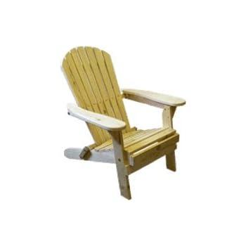 Amazon.com: Western Red Cedar silla plegable de Adirondack ...
