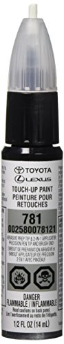 Genuine Toyota 00258-00781-21 Sea Glass Pearl Touch-Up Paint Pen (.5 fl oz, 14 ml)
