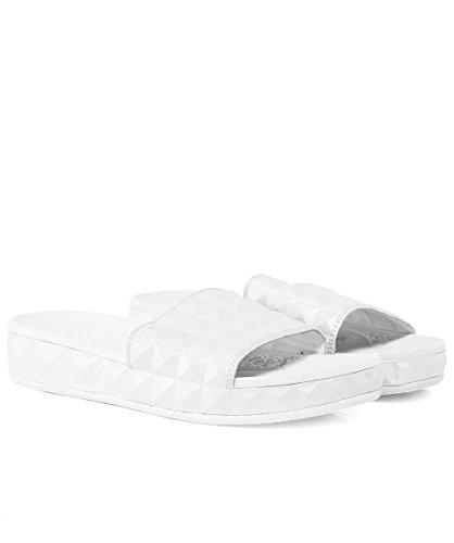 Donna Splash Sandali Ash Bianco Scarpe 168xY