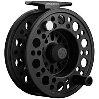 Redington Crosswater Reel - Black 4/5/6 (Fly Fishing Redington)