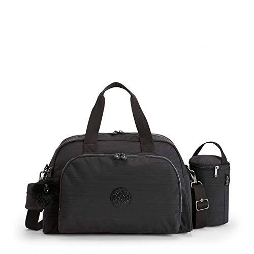 (Kipling Camama Diaper Bag True Dazz Black)