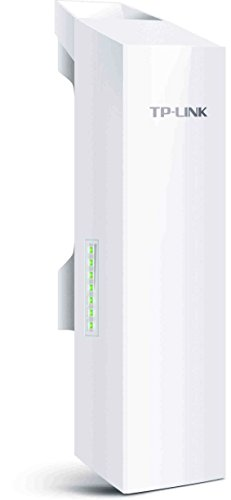 TP-Link CPE210 2.4GHz 300Mbps 9dBi High Power Outdoor CPE/Access Point, 2.4GHz 300Mbps, 802.11b/g/n, dual-polarized 9dBi directional antenna, Passive POE (CPE210) by TP-Link