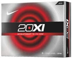 Nike 20XI Limited Edition Tour Level Spin Golf Balls 12pk