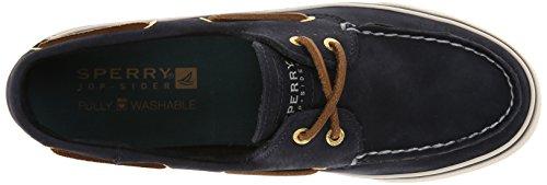 Sperry Bahama Navy Boat Shoes Scarpe Da Vela Sneaker Da Donna
