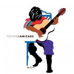 Yamandu Costa/A. Kramer/R. Caetano/L. Barcelos - Tocata A Amizade (Digipack)
