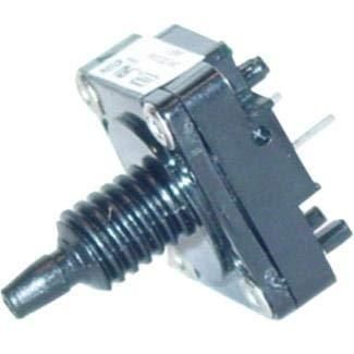 Len Air Gordon (Len Gordon 400006 Genuine Air Switch Jag-1 SPST PCB Mount 24Vdc 0.1 Amps - Rohs)