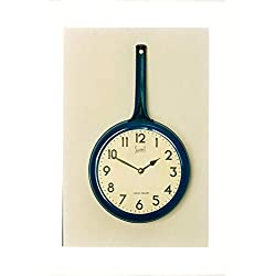 Vintage photo of wall clock