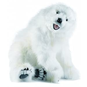 Hansa Seated Polar Cub Plush - 319oR9 2B6R1L - Hansa Seated Polar Cub Plush