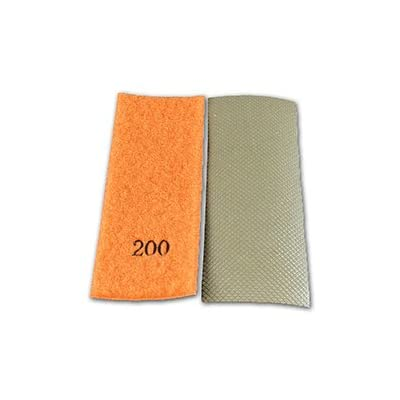 Toolocity ZLJHX0803 Electroplated Diamond Hand Polishing Sheet: Home Improvement [5Bkhe0908384]