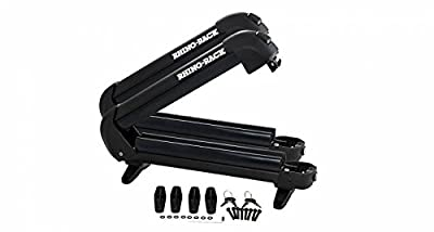 Rhino Rack Ski and Snowboard Carrier 3 skis or 2 snowboards 573
