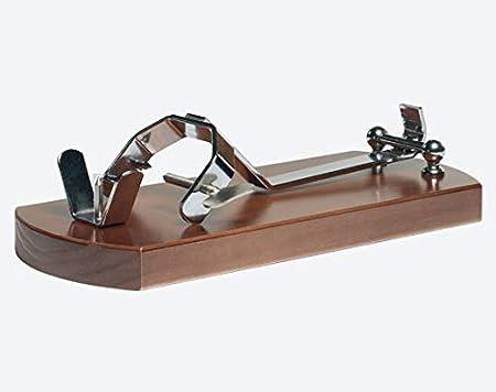 BRICOMIRAS JAMONERO Modelo Plegable, Ideal para Todo Tipo DE PALETILLAS Y JAMONES, FÁCIL DE Guardar por SU CONDICIÓN Plegable