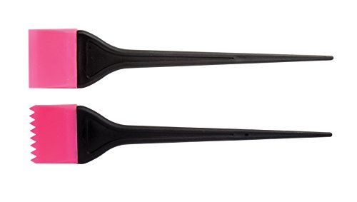 silicone hair color brushes - 2