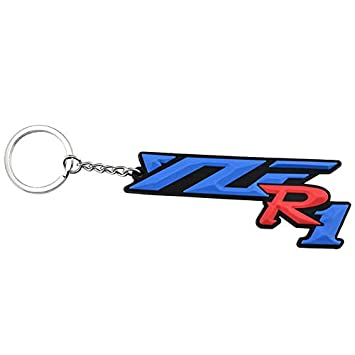 Automobiles & Motorcycles Wd 3D PVC Motorcycle Keychain