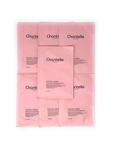 Chantelle Sydney Sheep Placenta Intensive Brightening Facial Mask 6+1 Sachets x 25ml