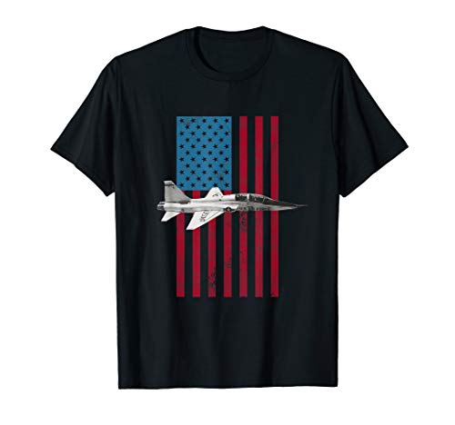 T-38 Talon USA American Flag Tee - Military T-Shirt for sale  Delivered anywhere in USA
