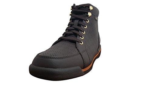 Rockport Menns M7100 Boot Sko Dk Btr Sjokolade Perforert Ii
