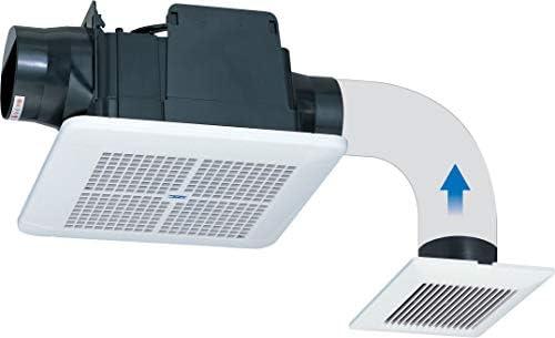 高須産業 天井用換気扇 24時間換気システム用 TK-225R2L1 2部屋同時換気 225~240角
