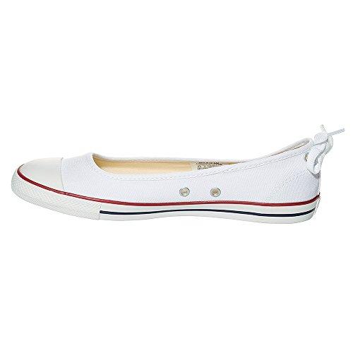 2e4e1ebcc10 Converse CT Dainty Ballerina Carolina Shoe - White - UK 8 - Buy Online in  UAE.