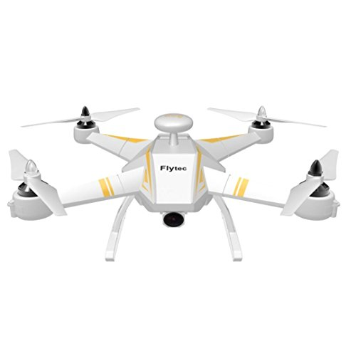 Boyiya FLYTEC T23 RC Unmanned Aerial Vehicle Brushless Double GPS Auto Follow Height Hold 1080D HD Camcorder 5.8G FPV 6CH 4 Axis 3D (T23 Lcd)