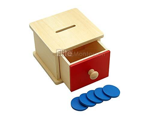 Montessori Infant Coin Box