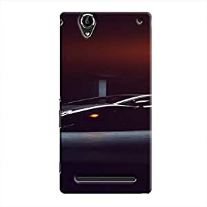 Cover It Up - Dark Lambo Xperia T2 Ultra Hard Case