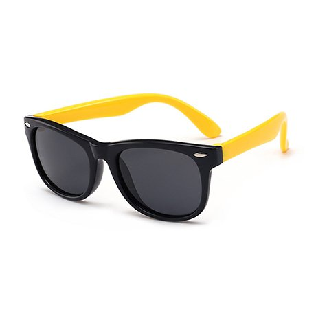 GGSSYY Polarized Kids Gafas de sol Niños Niñas Bebé Infantil ...