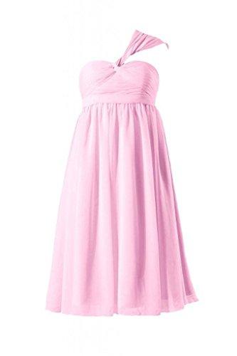 ice Pink Empire 20 Chiffon Short BM731EM DaisyFormals Bridesmaid Dress q0OB6a