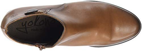 Mujer marrón Botines Dana Marrón 002 Para Yokono 0ntXpZZ