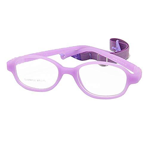 05bca60850 EnzoDate Children Glasses Frame Size 41mm No Screw, One-Piece Optical Baby  Eyewear with