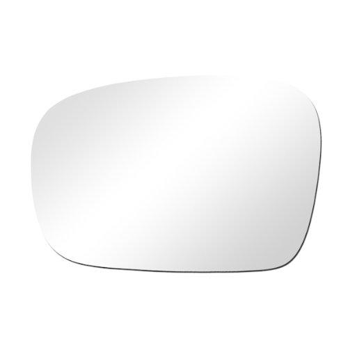 CarPartsDepot, Power Type Mirror Glass Left (Driver Side) Door View New Replacement, 369-2707 IN1323154