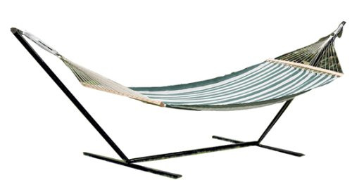 amazoncom texsport hammock deluxe stand sports outdoors