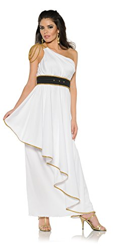 Women's Elegant Greek Goddess Costume - -