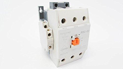 Benshaw RSC-50 Contactor 120V Coil: Amazon com: Industrial