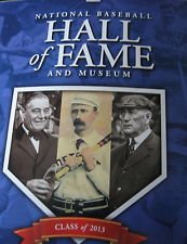 National Baseball Hall of Fame and Museum - 2013 Yearbook Cooperstown NY ()