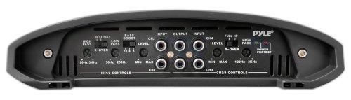 3000-Watt 4-Channel Amplifier
