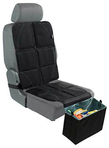 Size Car Seat Protector With Trash Can
