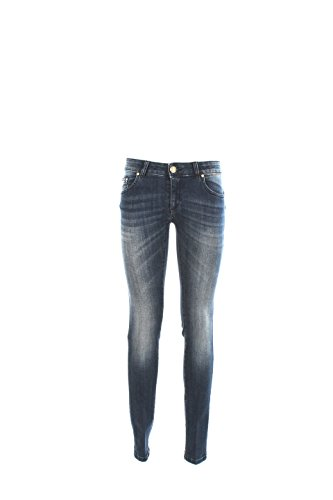 Jeans Donna No Lab 30 Denim Ai16pndp514sh0b057d Autunno Inverno 2016/17