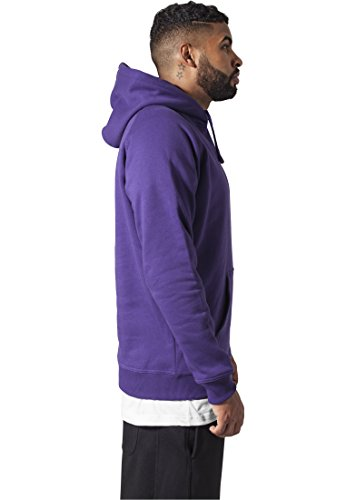Classics Felpa Blank Purple Pullover Da Uomo Urban Hoody 8wXnNZ0OkP