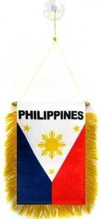 Bandera de Filipinas Mini 4