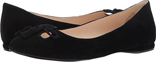 Nine West Women's Simily Black Suede Shoe