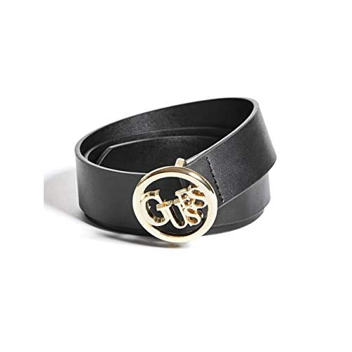 GUESS Factory Mosaic Logo Belt