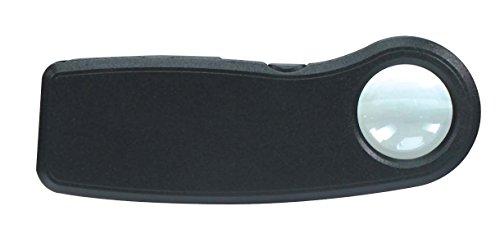 "SE ML910L 10x Illuminated Handheld Magnifier 3/4"" Lens"