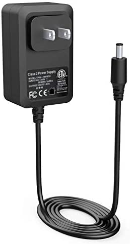 QFUP Power Adapter 21w Power Cord Replacement for Amazon Alexa 1st & 2nd Generation,Echo Show 1st,Echo Look Camera,Echo Link with 6ft DC Cord