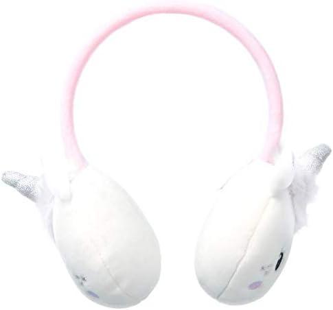Agoky Cache-oreilles Licorne Adorable Peluche Earmuffs Chaud Hiver B/éb/é Enfant Fille Gar/çon Prot/ège-Oreilles Ajustables