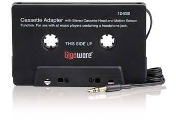 Gigaware Cassette Adapter 12-632