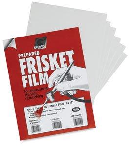 Grafix Frisket Film ()