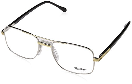 glass Frames 131-56 - Silver-Gold ()